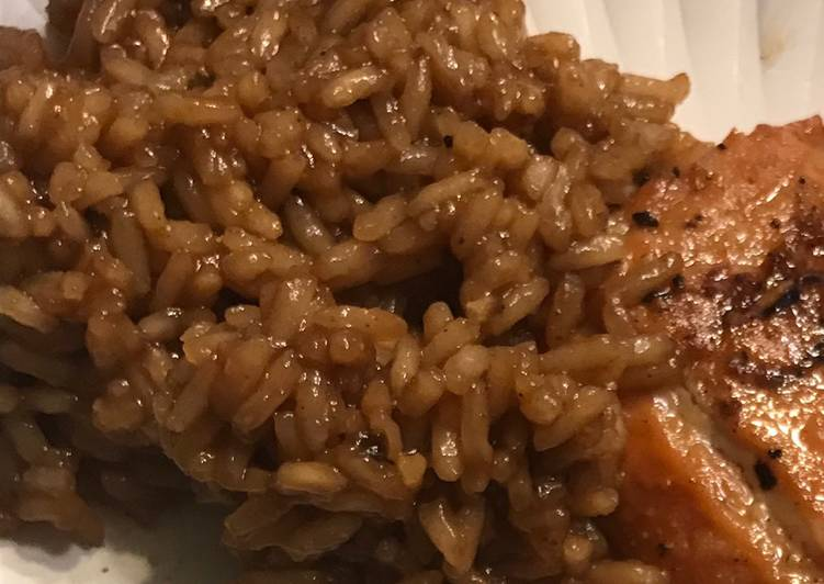 Teriyaki Rice