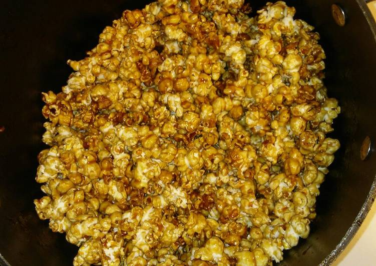 My Caramel Corn