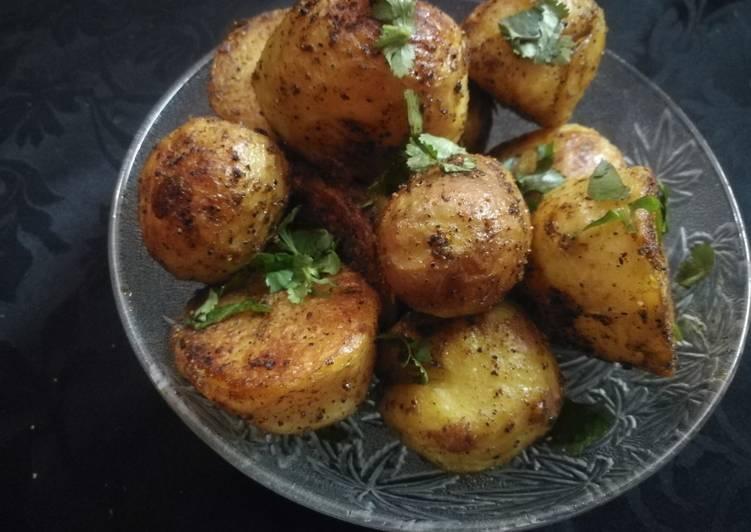 Roasted potatoes 🥔