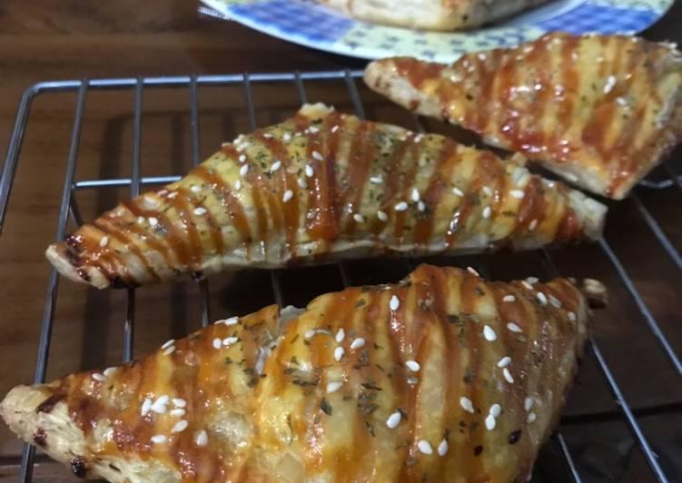 Tuna Puff Pastry