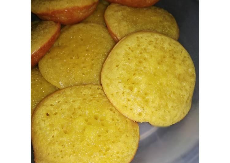 2. Bika Ambon Mini Gluten Free Simpel
