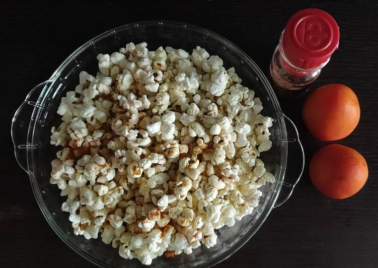 Easiest Way to Make Quick Peri Peri Popcorn