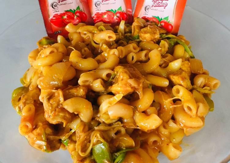 Spicy Tikka Macaroni