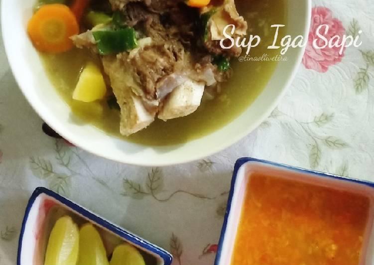 Sup Iga Sapi