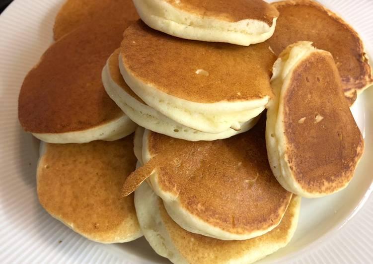 Perfect Pancakes (GF)