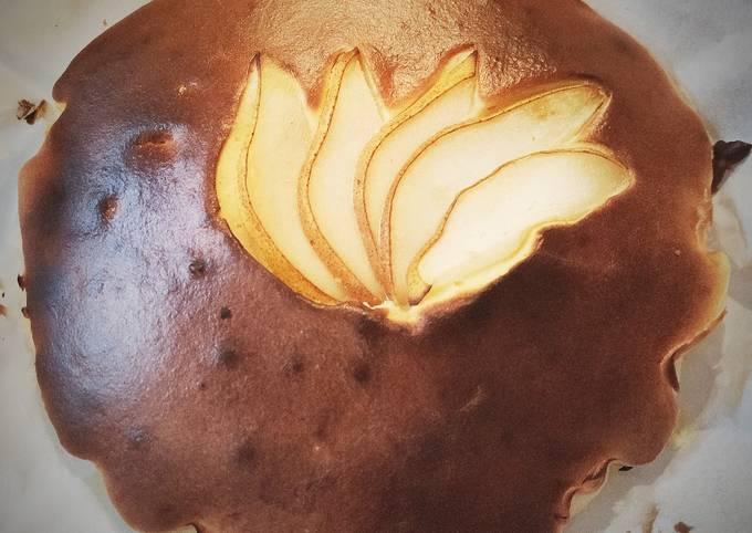 🌺 Gâteau léger, yaourt et fruits⭐