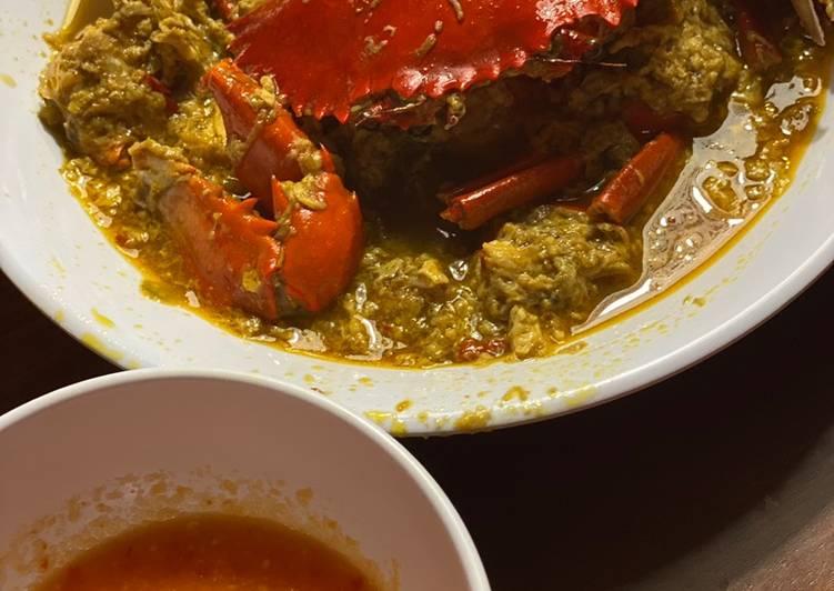 Tutorial membuat Ketam masak telur - Resepi Kuliner Melayu