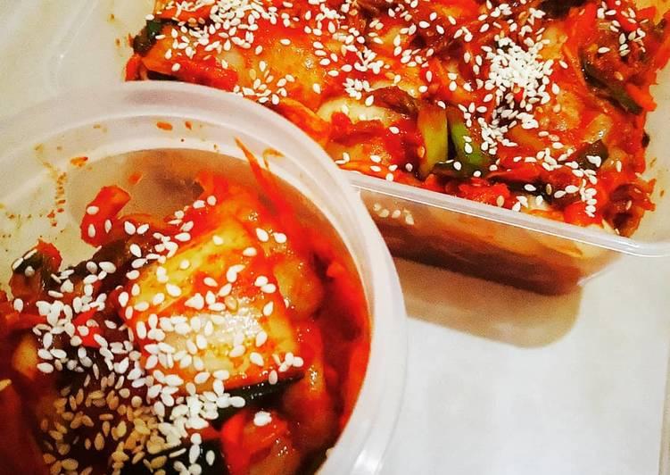 Kimchi Enak
