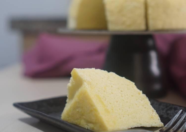 Steamed Rice Cake (Gluten Free)