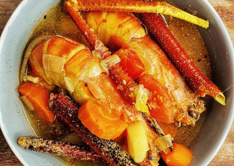 Resep Sempurna Sup Udang