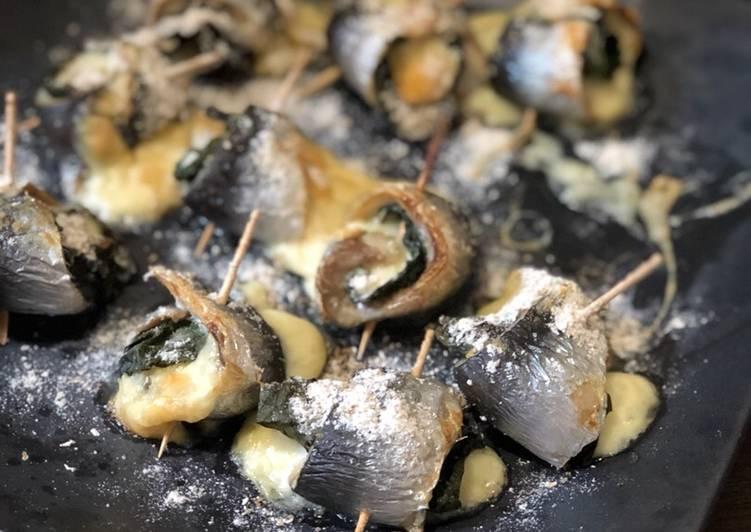 Sardines roll