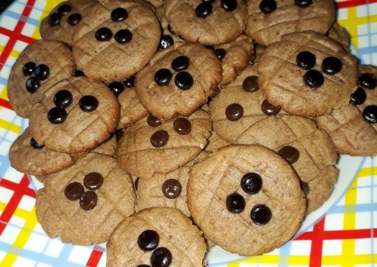 Cookies no oven no mixer