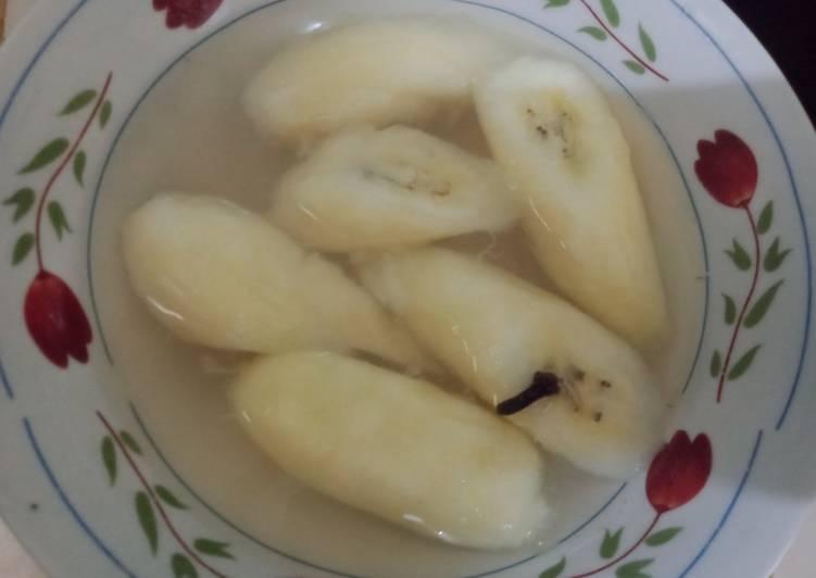 Setup pisang kepok suegerrr