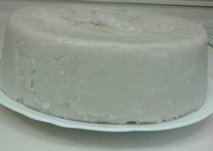 Kue Lobak/Luopokao & Cara Penyajian