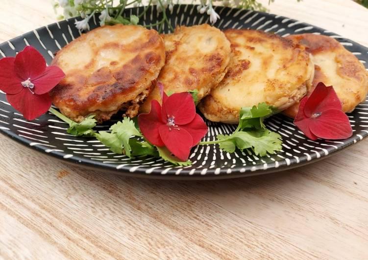 Recipe: Perfect Velvety Dahi ke Kababs