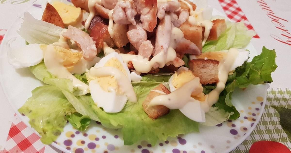 выбором аксессуаров салат цезарь фото пошаг приготовить зависимости выбранного