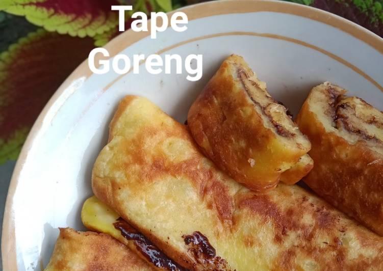 Tape Goreng
