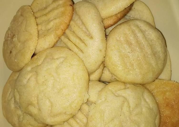 15 Minute Recipe of Cooking Sugar cookies