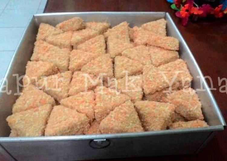 Resep Nugget Ayam (oats) Yang Mudah Sedap