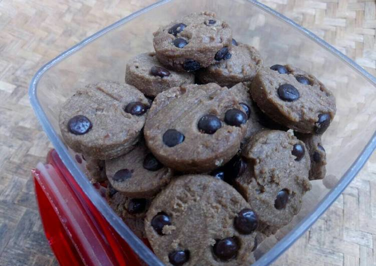 Cookies Chocolate Crispi