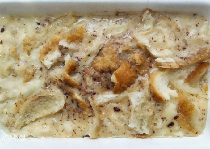 Bingka Roti, Santan dan Coklat Hazelnut Kukus Ala Kalakatar