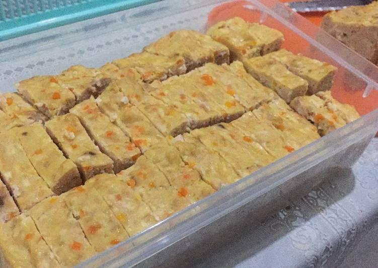 Resep Nugget Ayam Wortel Sehat Debm Oleh Raden Nurul Farah Cookpad