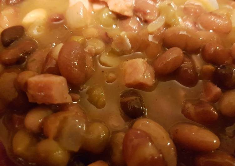 Recipe of Any-night-of-the-week Ham and Beans