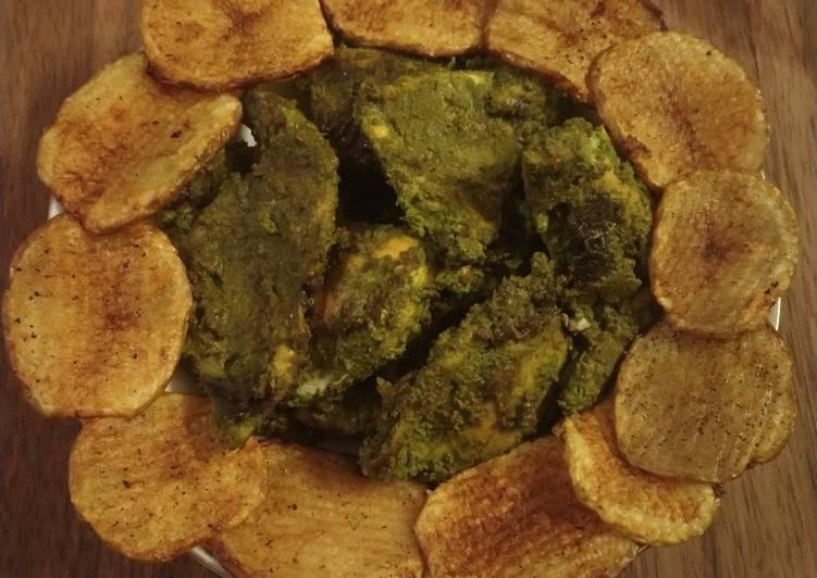Recipe of Super Quick Homemade Chicken Cafreal