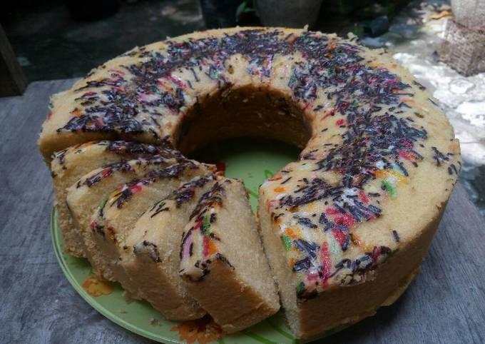 Marbut cake (margarin & butter cake)