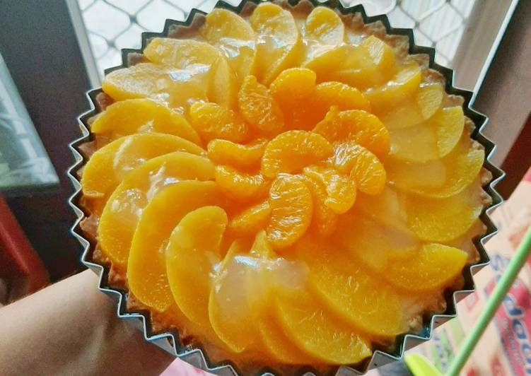 Resep Pie Buah Simple Paling Joss