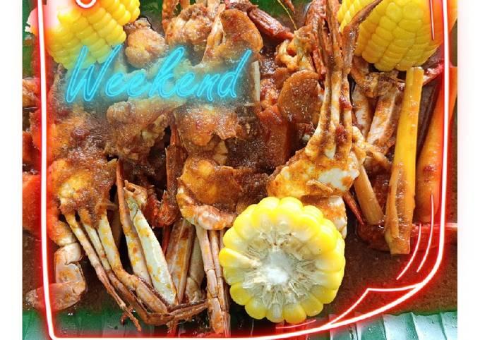 Seafood ala shell out 🦀🦐 #KCHUP