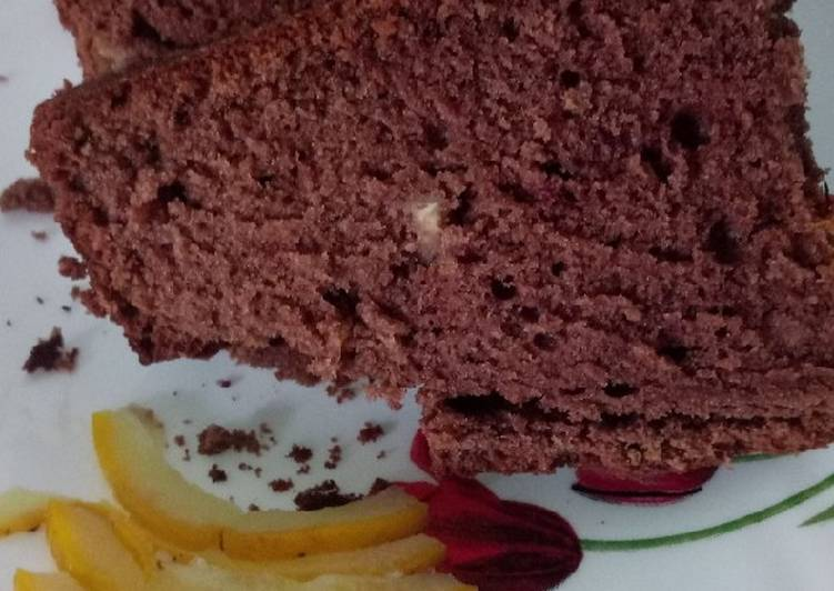 Easiest Way to Cook Perfect Rich Chocolate/orange cake #baking contest