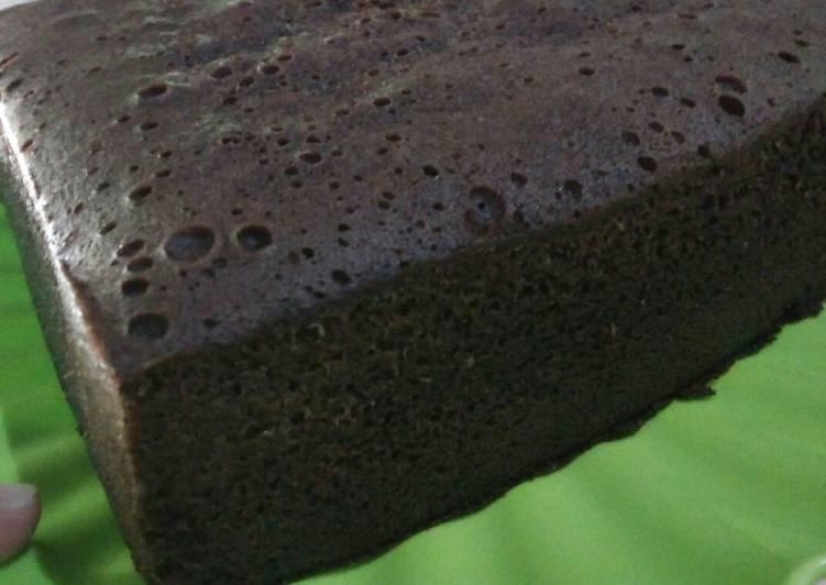 Cara Gampang Membuat Brownis kukus tanpa dcc Anti Gagal