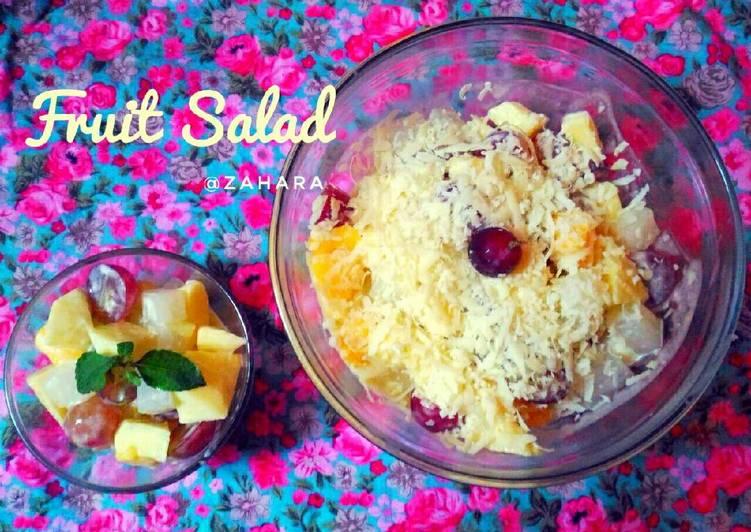 Fruit Salad (Salad Buah)