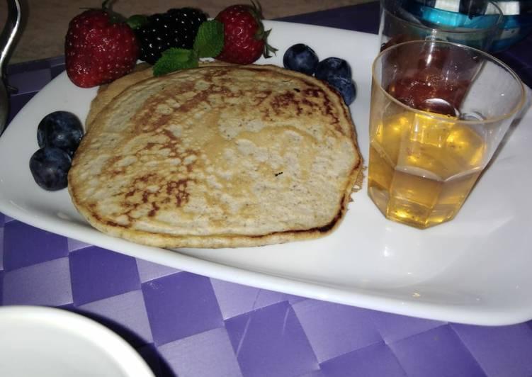 Pancake a modo mio