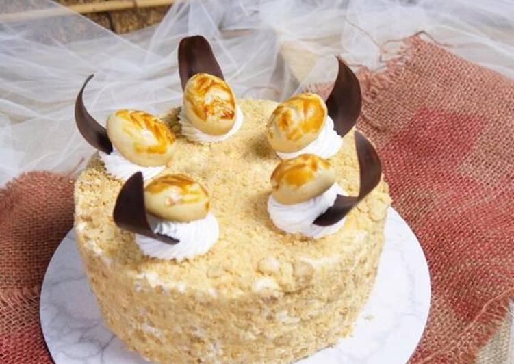 Menu Spesial Hari Raya : Nastar Cake
