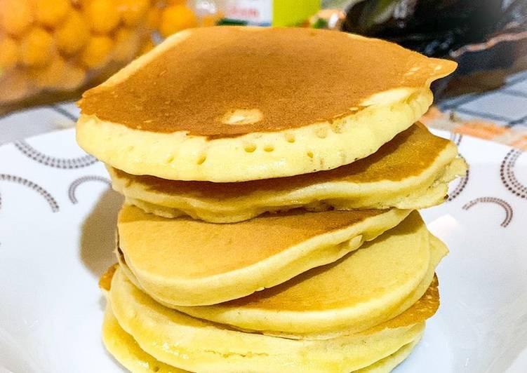 Resep Pancake Mudah Murah Topping Wijen Chocochip Dan Blendung Jagung Oleh Dwi Retno Wijayanti Cookpad