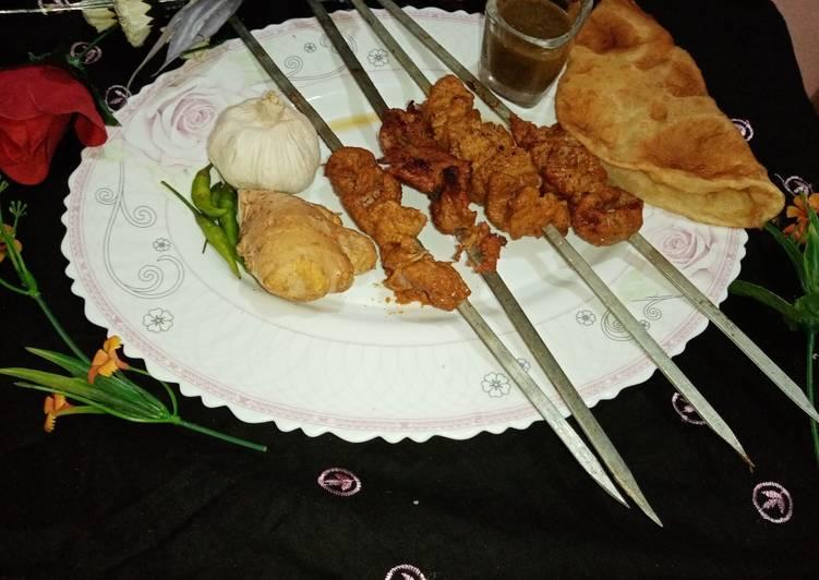 Best Comfort Dinner Easy Refreshing Behari pasanda kabab