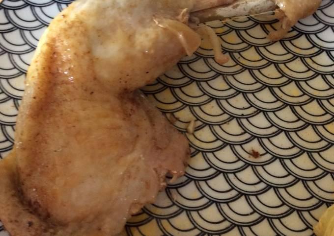 Poulet facile au cookeo