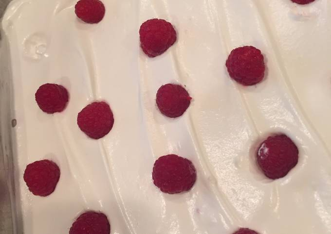 Step-by-Step Guide to Make Perfect Raspberry Cream Cheese Dessert