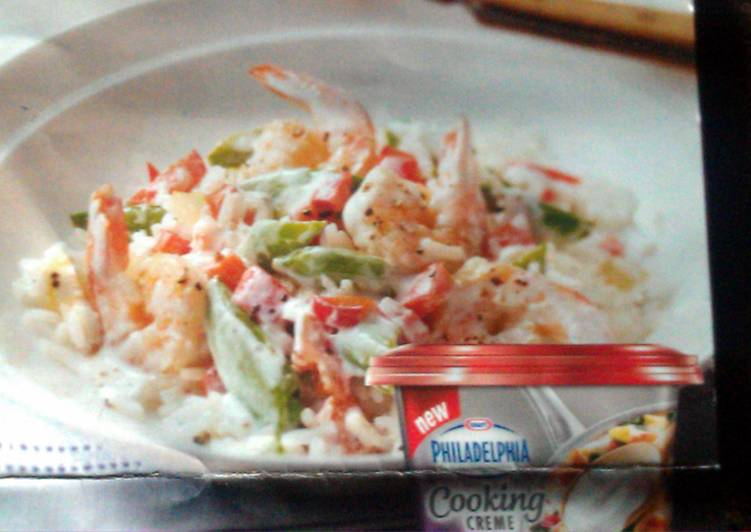 Step-by-Step Guide to Make Homemade Creamy Shrimp and Rice