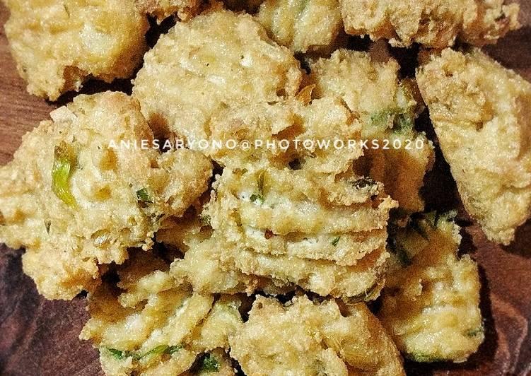 resep cara mengolah Batagor BasoTahuGoreng 🍘