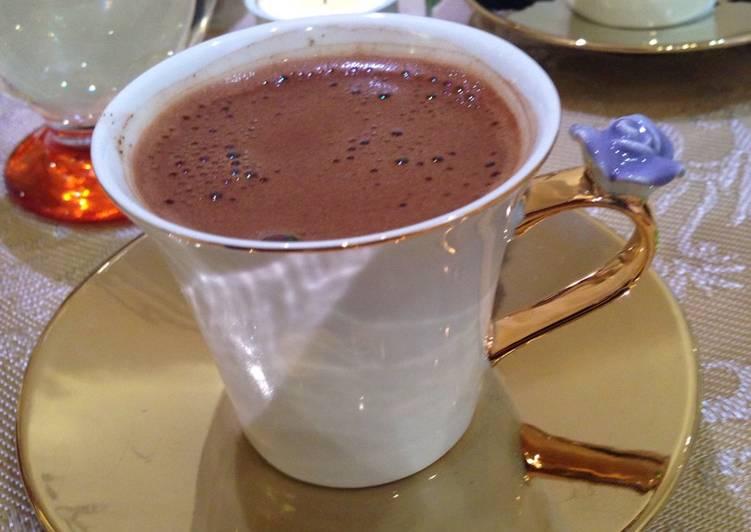 طريقة عمل القهوه التركيه بالصور من Njat80 كوكباد