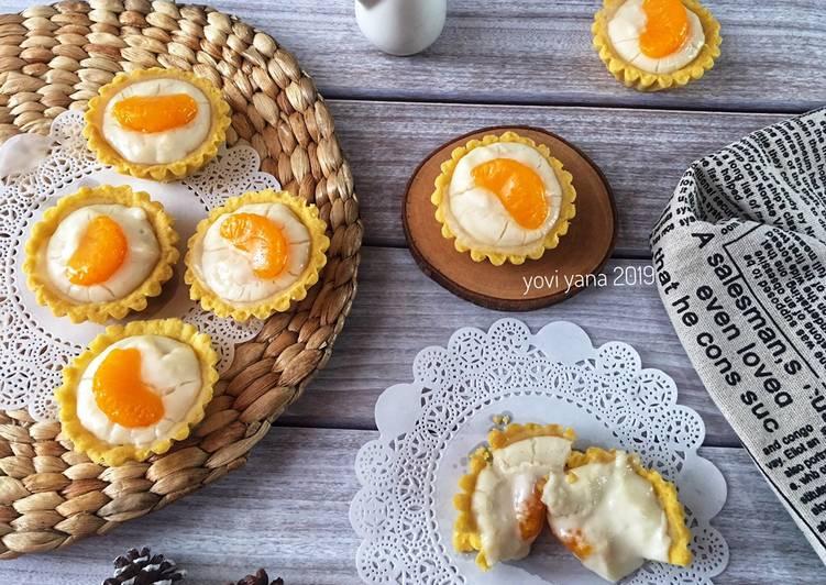 Resep Pie buah mini Top