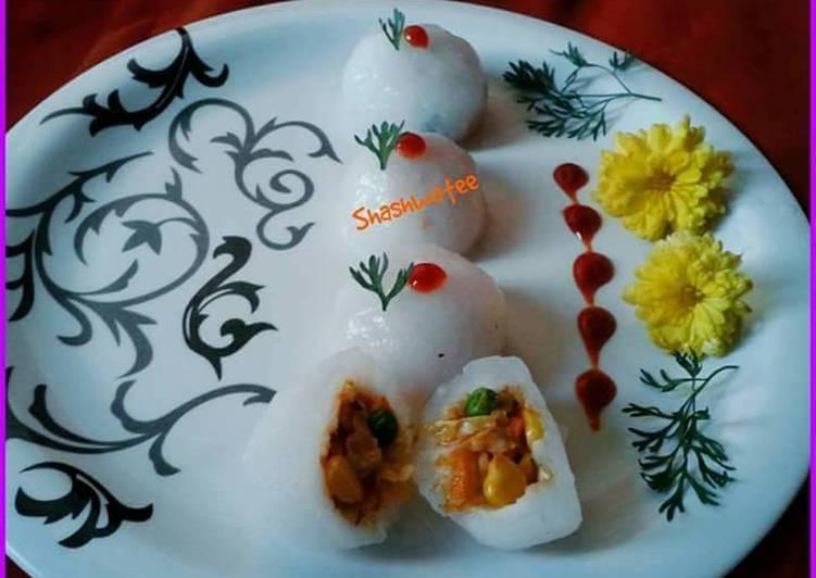 Step-by-Step Guide to Prepare Super Quick Homemade Savoury tapioca dumplings