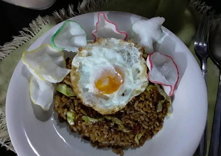 Nasi Goreng Kubis