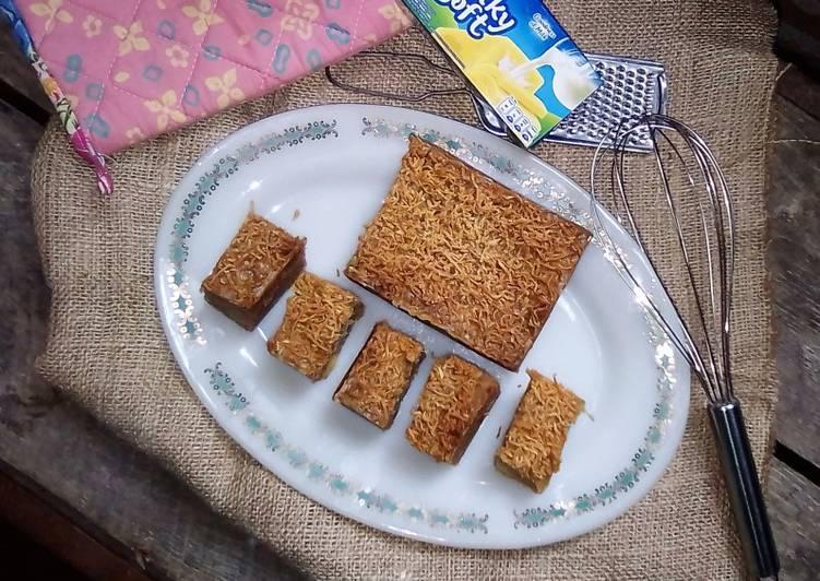 Eggless Proll Tape Singkong Biscuit Kelapa GLUTEN FREE NO MIXER