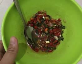 Resep membuat sambal matah enak mantap