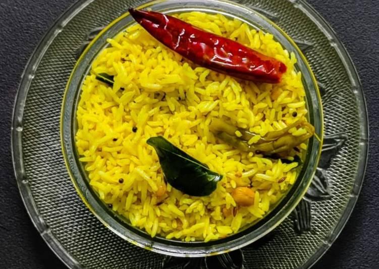 Tamarind rice(first method)