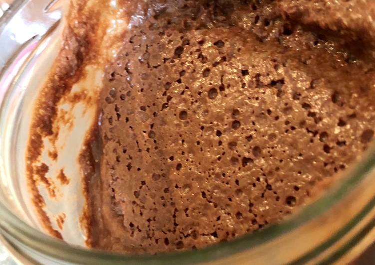 Mousse au chocolat vegan 2 ingrédients